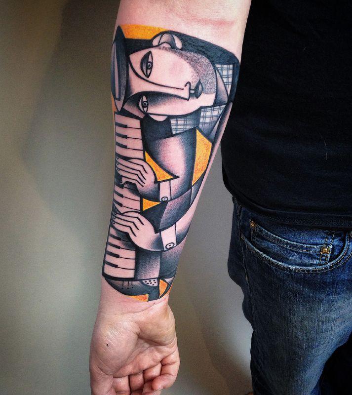 accademia del lavoro tatuaggi cubisti 3