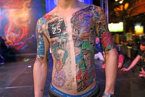 accademia del lavoro tendenza tatuaggi 2016